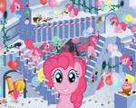Being Pinkie Pie