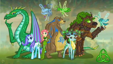 Heroes of Friendship and Magic: Sylvan