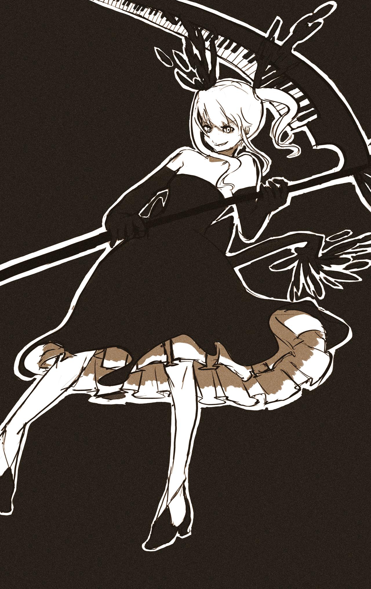 Black Blood by Koi-keirin
