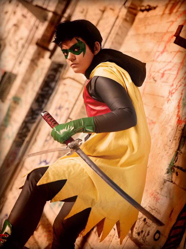 Batman: Son of the Bat by Kato-Yue