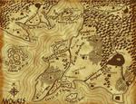 Anduris World Map