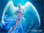 Gabriel --- resting Wallpaper
