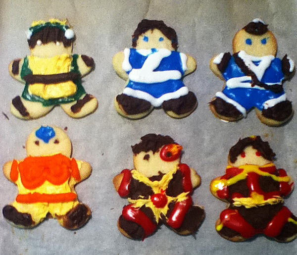 ATLA Cookies by Midnightflower