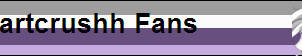 Heartcrushh Fan Button by XxSolarMoonclipsexX