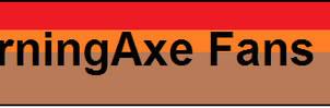 BronyBurningAxe Fan Button by XxSolarMoonclipsexX