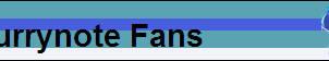 Flurrynote Fan Button by XxSolarMoonclipsexX