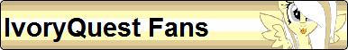 IvoryQuest Fan Button by XxSolarMoonclipsexX