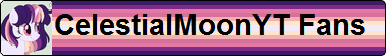 CelestialMoonYT Fan Button by XxSolarMoonclipsexX