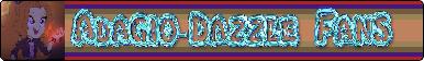 Adagio-Dazzle Fan Button by XxSolarMoonclipsexX