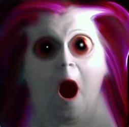 O'Face a Horror by johanalee