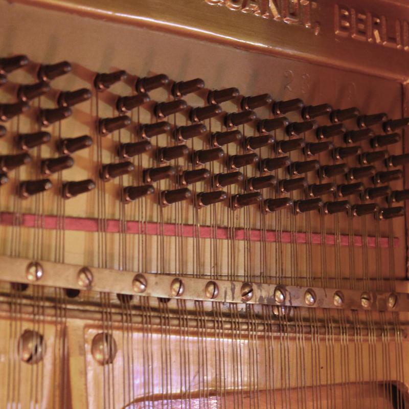 Piano IV by OrangeCoffin