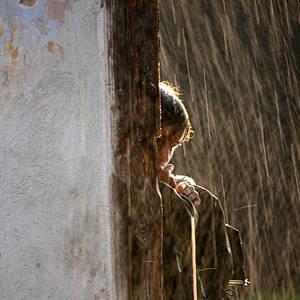 Her last summer rain