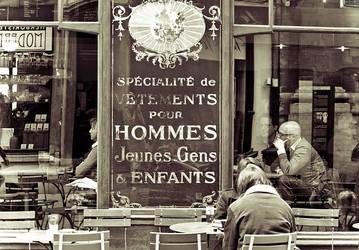 Hommes Jeunes Gens et Enfants by icstefanescu