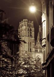 A cote de la nuit by icstefanescu