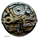 clockwork Stock Photo 1