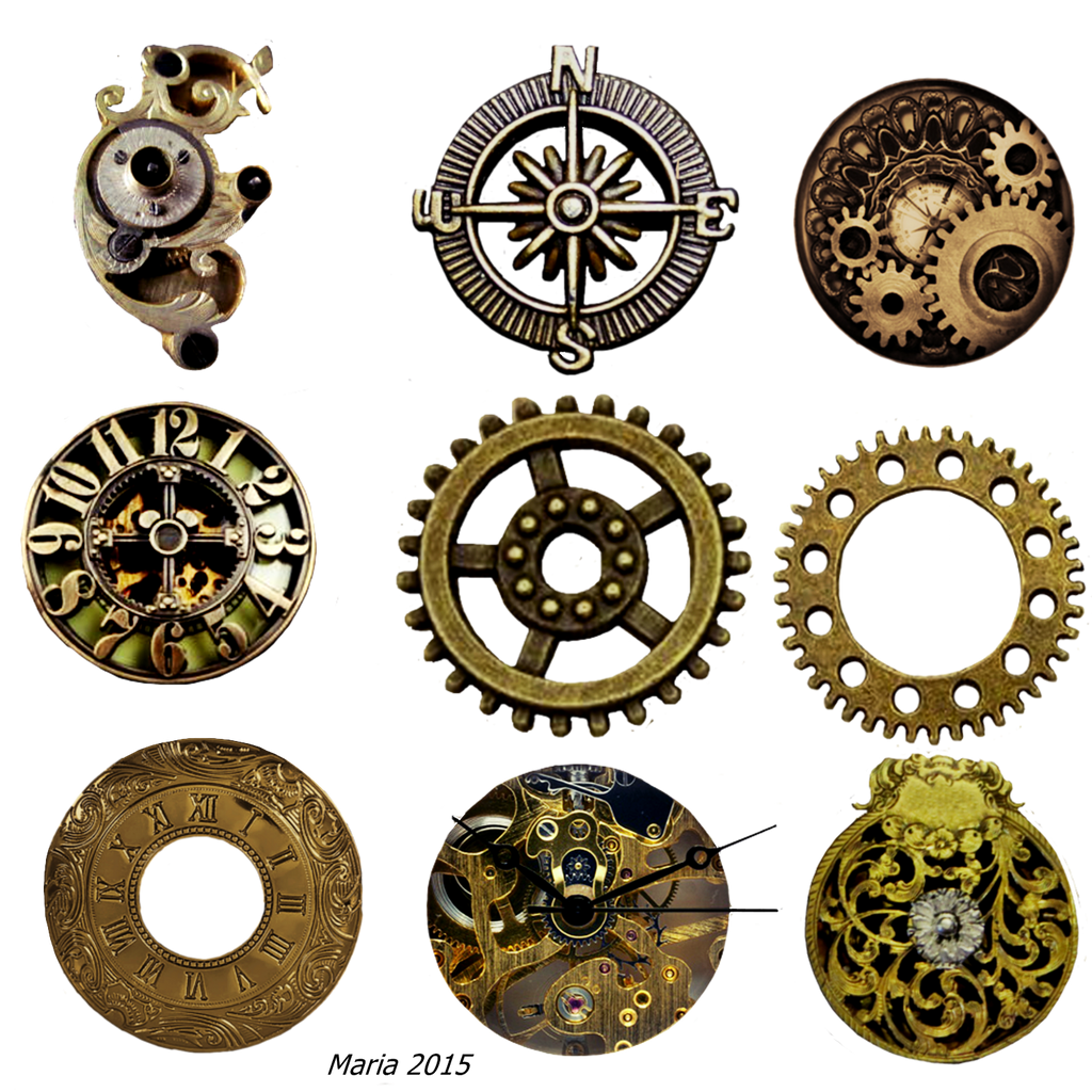 steampunk gear png wwwimgkidcom the image kid has it