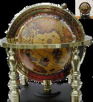 globe Stock by MariaRaute2