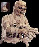 Halloween Mumie Stock