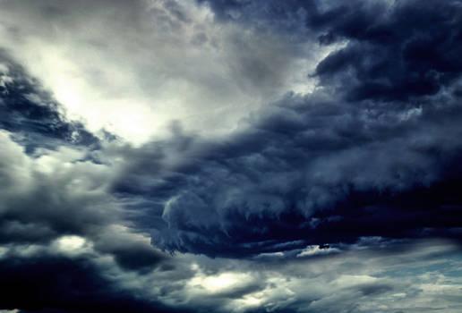 Dark sky Stock