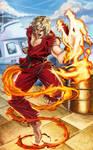 SHIN-Sho-Ryu-Ken!!!