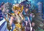 Under Sea Temple by spiritualfeel