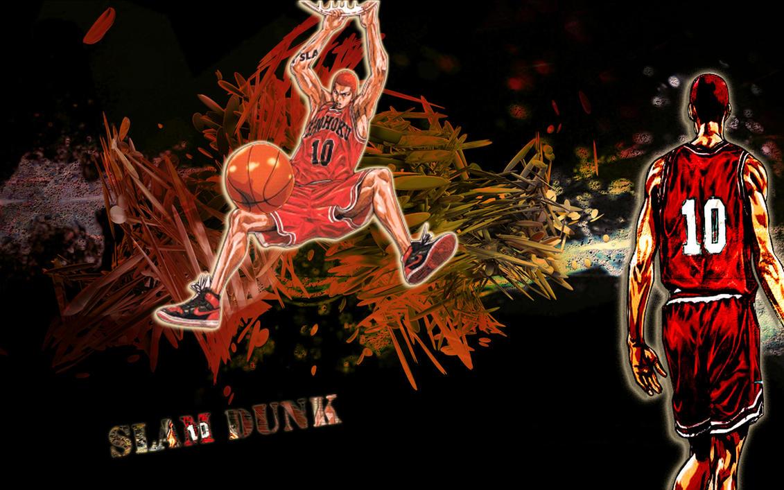 Slam Dunk Wallpaper Hight Quality | Idiot Dollar