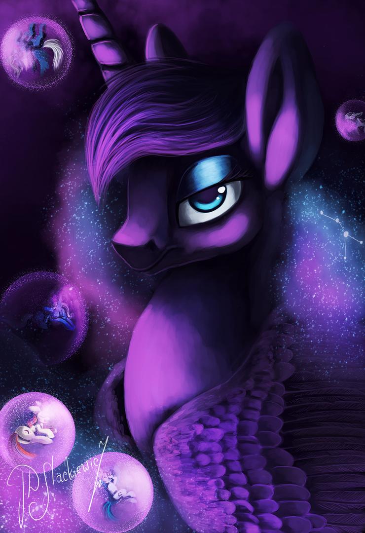Princess Luna by Shivannie