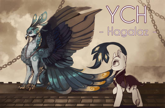 Last of the dying breed (ych open)