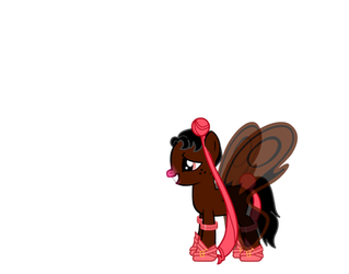 Coco as an MLP:FIM Pony