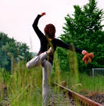 dancing like the a-train