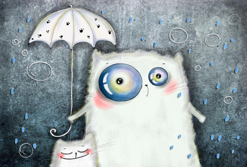 rain by bemain