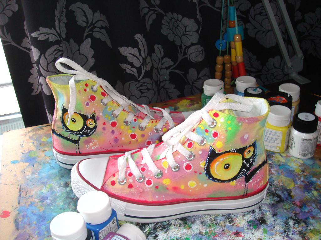 sneakers by bemain