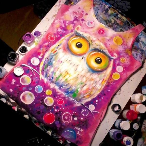 morning owl by bemain