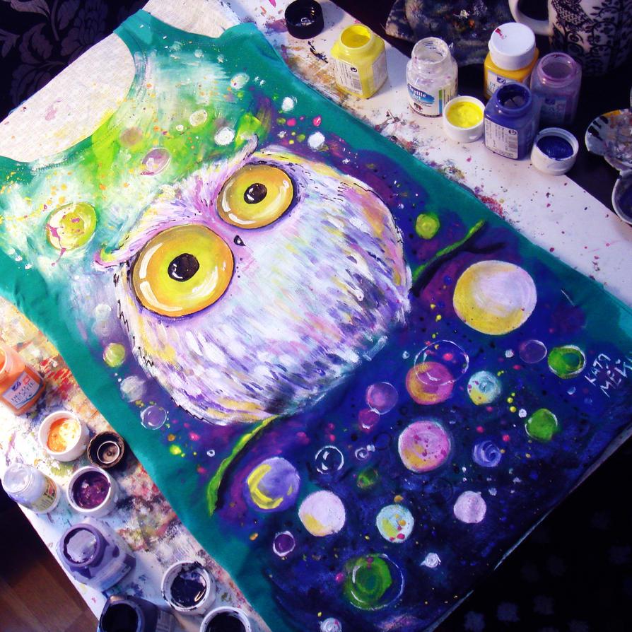 Night owl by bemain