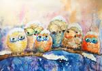 Winter owl comapny