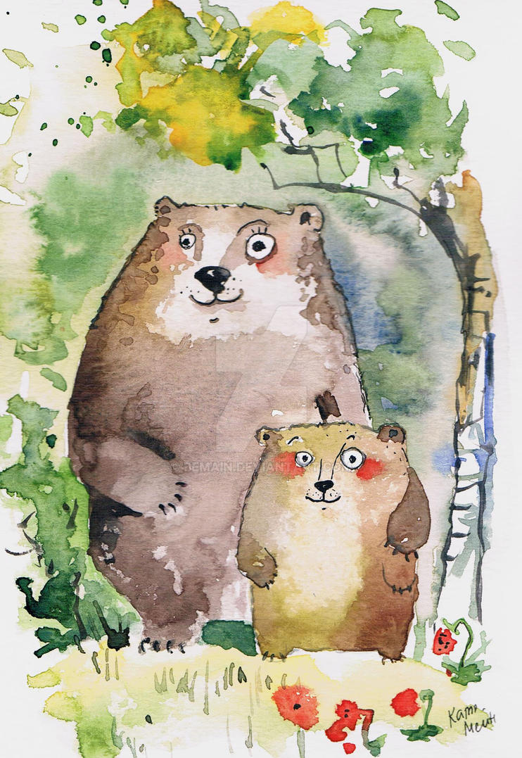Bears by bemain
