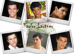Taylor Lautner Polaroid