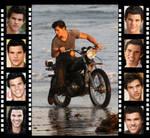 Taylor Lautner Filmstrip