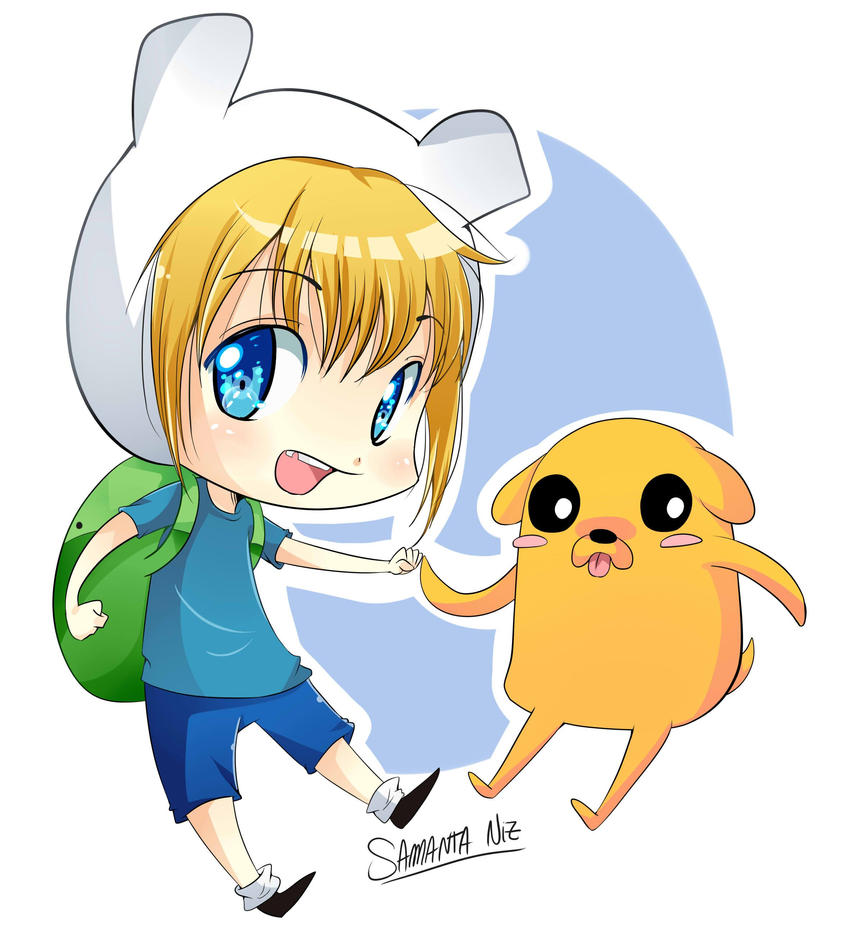 finn y jake by - photo #49