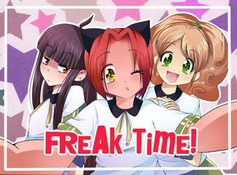 freak time by keitenstudio