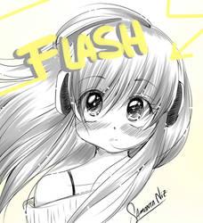 momento flash uwu by keitenstudio
