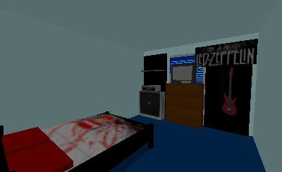 my room sweet home 3d by dilzer666 on deviantart. Black Bedroom Furniture Sets. Home Design Ideas