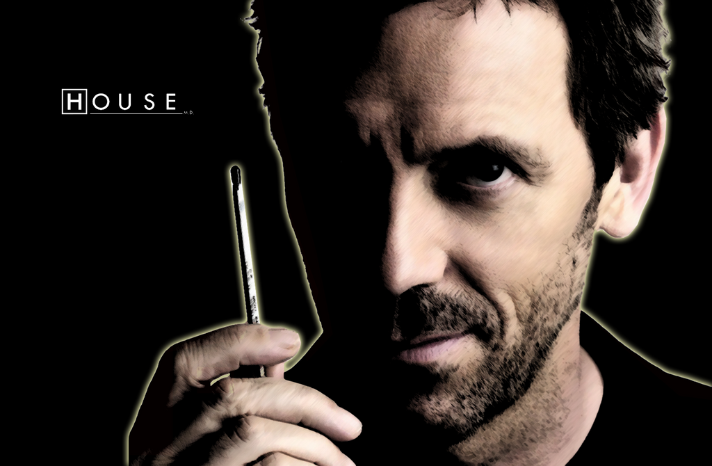 Dr. House - Wallpaper by ENIIGMA33 on deviantART