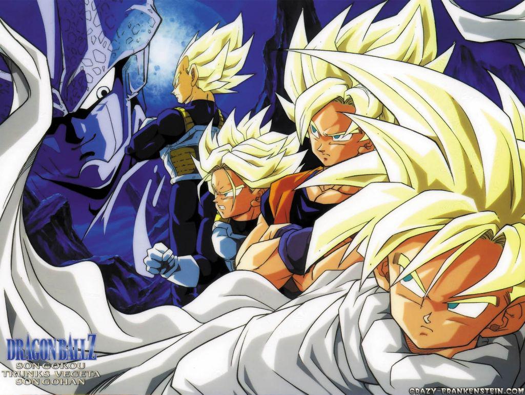 Dragon Ball Z Wallpaper By Davidskovach On Deviantart