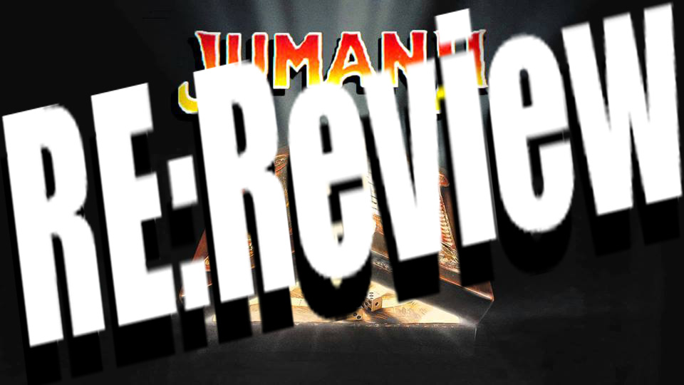 Jumanji (1995) RE:Review by Mcres13 on DeviantArt