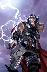 Thor Suggests That You Stay Down