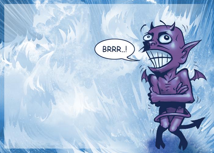 Frozen Hell Engagement