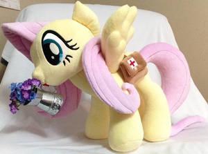 Fluttershy Pony Plushie