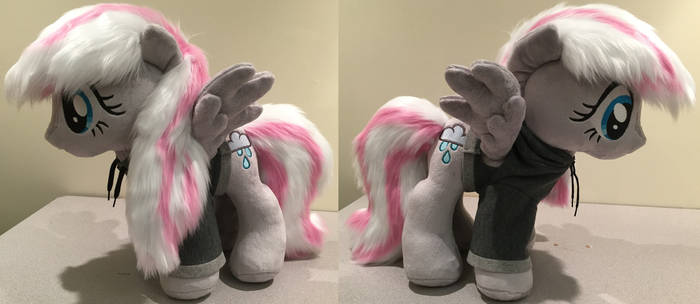 Pony OC Plush - Misty