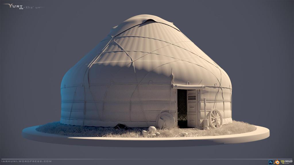 Yurt by TALGA